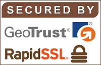 Certificado seguro GeoTrust RapidSSL